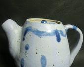 SALE - Small Purple Teapot
