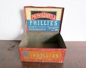 Five Cent Phillies Cigar Box
