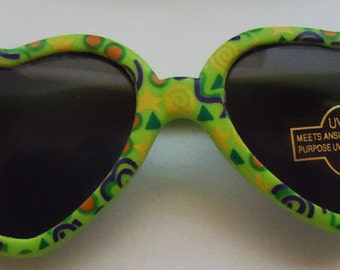 80s Kids Size Sunglasses Party