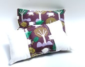 Eco - Friendly Tooth Fairy Pillow - Dream Pillow - Lavender Sachet - Organic Cotton - Sheep