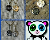 Pup charms-50% of retail sale goes to Panda Paws Rescue