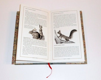 "Gardening Book ""A Miscellany of Garden Wisdom"" Black White Illustrations 1990"