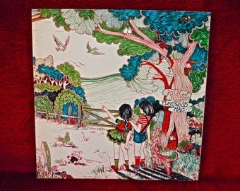 FLEETWOOD MAC - Kiln House - 1970 Vintage Vinyl Gatefold Record Album