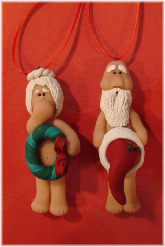 Naked Mrs Santa Claus 12