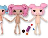 Loli Dolly -Big Sister, Nude, Pattern