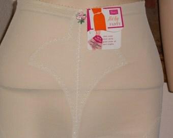Vintage NWT Sears Mid-Leg Panty Girdle with Adjustable Garters size Medium