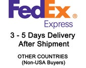 Fedex Express Shipment - Non USA Buyers