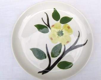 Dixie Dogwood Joni China Vintage Fruit / Dessert / Sauce Bowl & Bread Plate - #