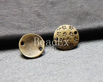 20pcs / Round / Link / Antique Brass Tone (YB26352//K108)