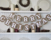 MERRY CHRISTMAS Banner for the Holiday Season