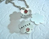 "NEW Item - ALUMINUM 20g - 7/8"" Flower Blank - You Get SIX (6) Blanks - Hand Stamped Jewelry Supply"