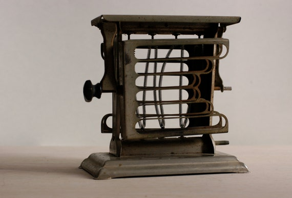 1920 Electric Toaster ~ Reserved s antique electric toaster