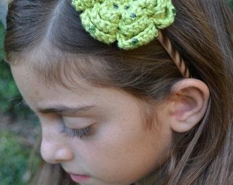 18 Petal Flower Headband