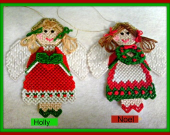 Holly And Noel The Christmas Angels