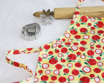 Apples Child Apron