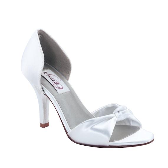 Wedding Shoes Low Heel 2.5 Inch Heel Shoes