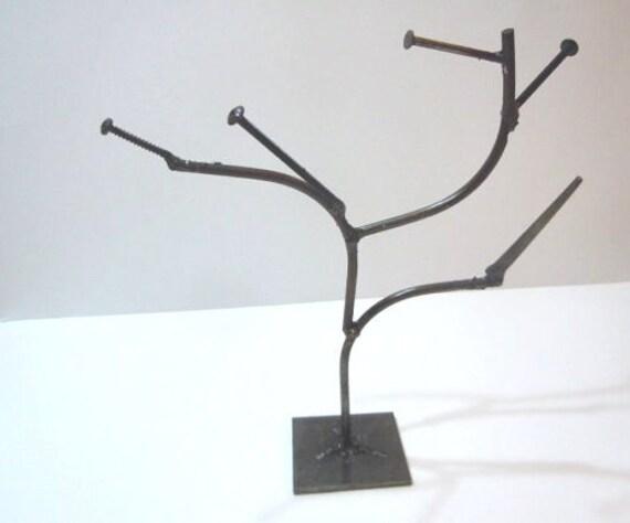 Bolt Tree jewelry hanging tree