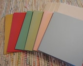 Blank Colored Cards and Envelopes  Set of 12