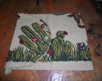 Western Vintage Style handmade Bag