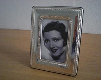 Handmade Sterling Silver Photo Picture Frame 1011 6x9 GB new