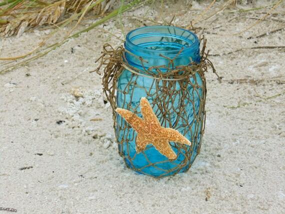 Nautical Inspired Jars