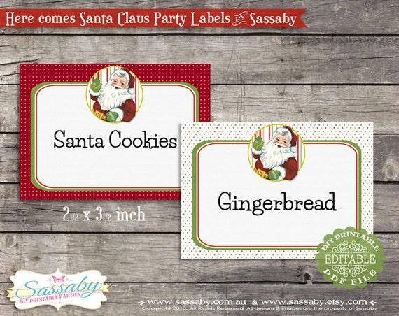 here comes santa claus chords pdf