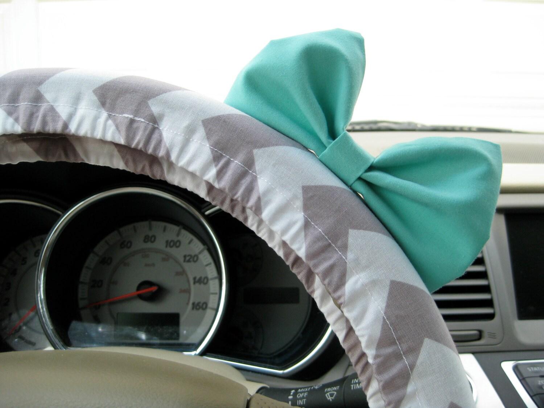 Blue Steering Wheel Steering Wheel Cover With