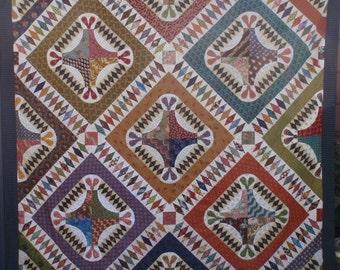 Hatchet quilt pattern