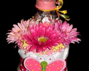 Flower Garden Mini-cake