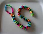 Spiral CATerpillar Cat Toy- BLACKLIGHT