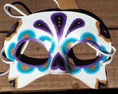 Sugar Skull Mask : Ready ...