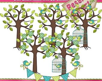 lil Birdie 4 Clipart (Digital Download)