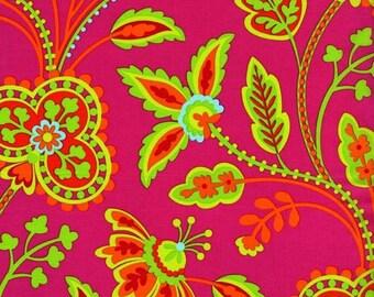 Garden Floral - Pink from Michael Miller