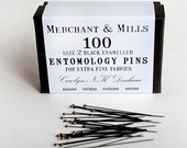 Entomology Pins by Merchant & Mills