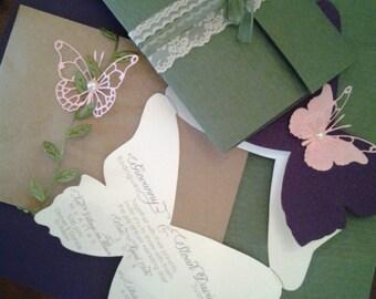 Woodland Wedding Suite