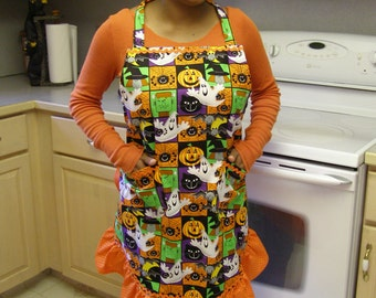 Great Halloween apron