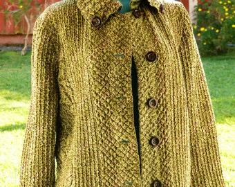 peridot lite jacket  size large