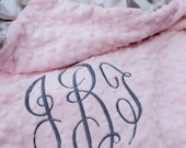 Add-on 3letter initial monogram