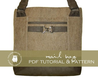 Mail Bag - PDF Tutorial and Pattern
