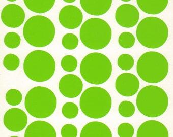 Polk a dot Vinyl Stickers 200 DIY