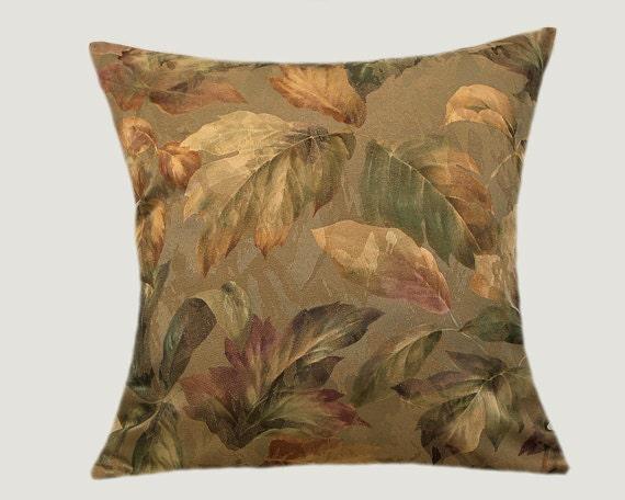 Decorative pillow case beige pink green gold decorative for Beige and gold pillows
