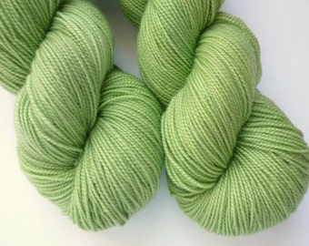 Hand Dyed Yarn - Merino / Cashmere / Nylon Sock Weight - Ausable Sock in Orion Colorway