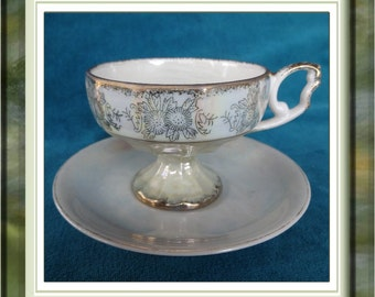 Gorgeous Tea Cup and Saucer