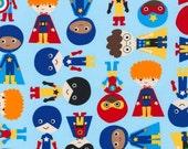 Super Kids on Blue from Robert Kaufman