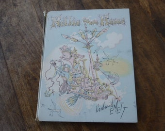 Nellie Come Home book by Rowland Emett