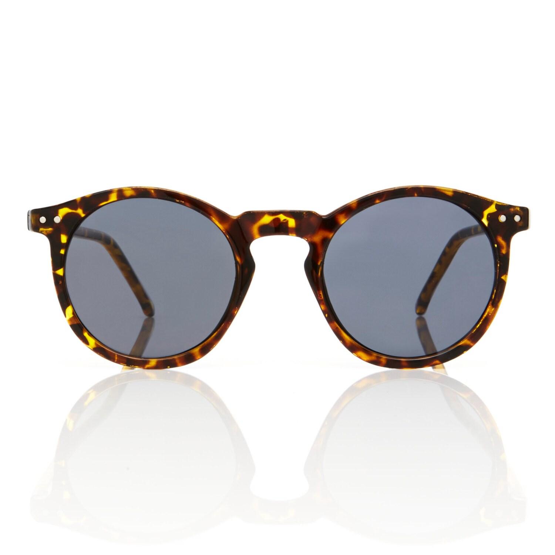 o malley sunglasses tortoise frame smoke lens