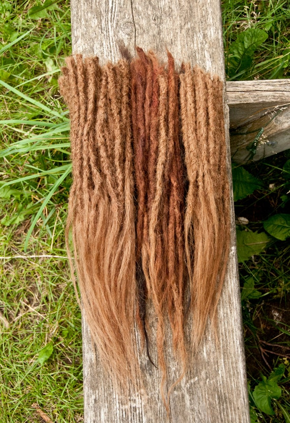 Dreadlock Extension Hair Human 45
