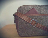 Classic Tweed bag, carry on, or over night bag