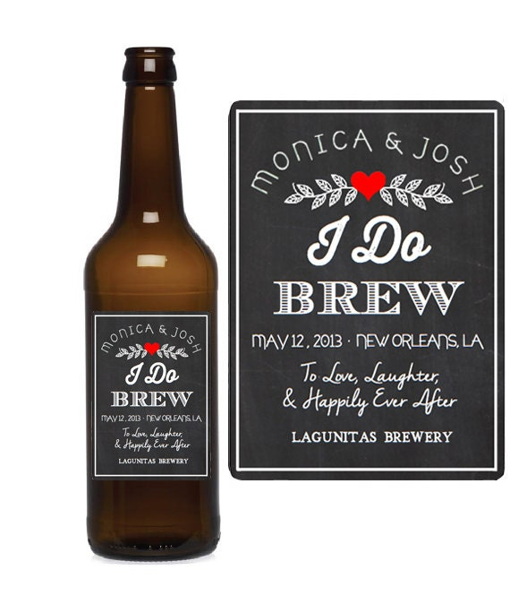 Custom Beer Bottle Labels Personalized Wedding By: Unavailable Listing On Etsy