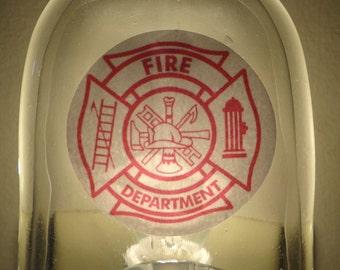 Night Light- Fire Department